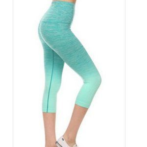 New Ombre Athletic Leggings XL